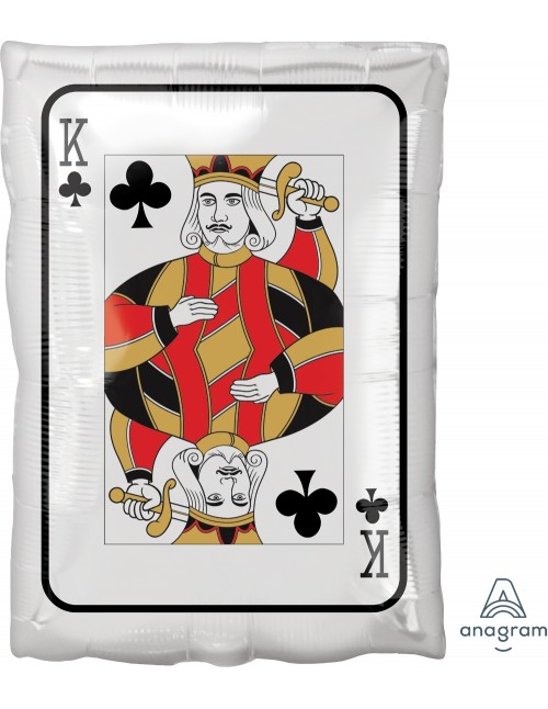 """39705 Roll the Dice King & Ace (18"""")"""