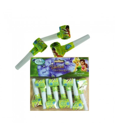 Disney Fairies Tinkerbell Blowourts - 067991