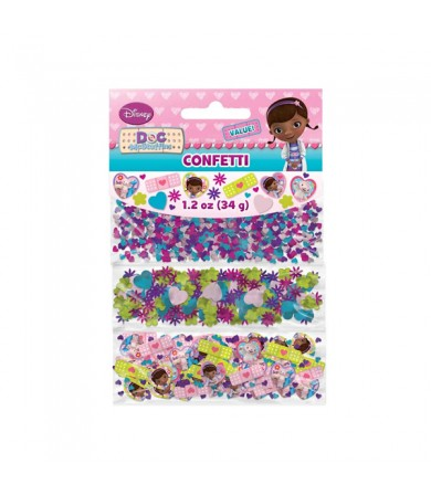 Doc Mcstuffins Value Confetti - 361352