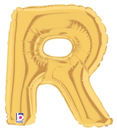 """14918 Letter -R- (7"""")"""