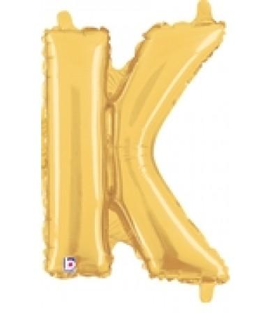 "34911 Letter -K- (14"")"