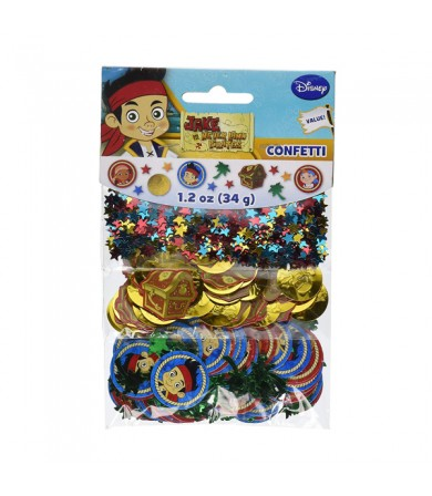 Jake and the Neverland Pirates Value Confetti - 361288