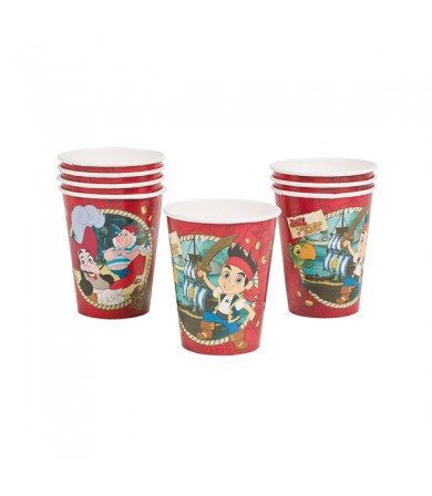Jake and the Neverland Pirates Cups - 581288