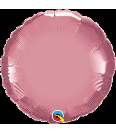 """89536 Chrome™ Mauve Round (18"""")"""