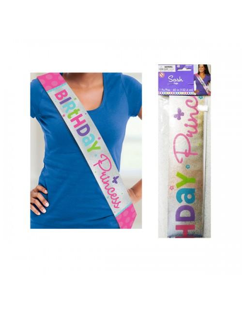 Sash - Birthday Princess 340065