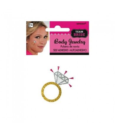 Sticker - Team Bride Body Jewelry 396257