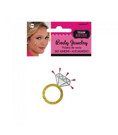 Sticker - Team Bride Body Jewelry 396257