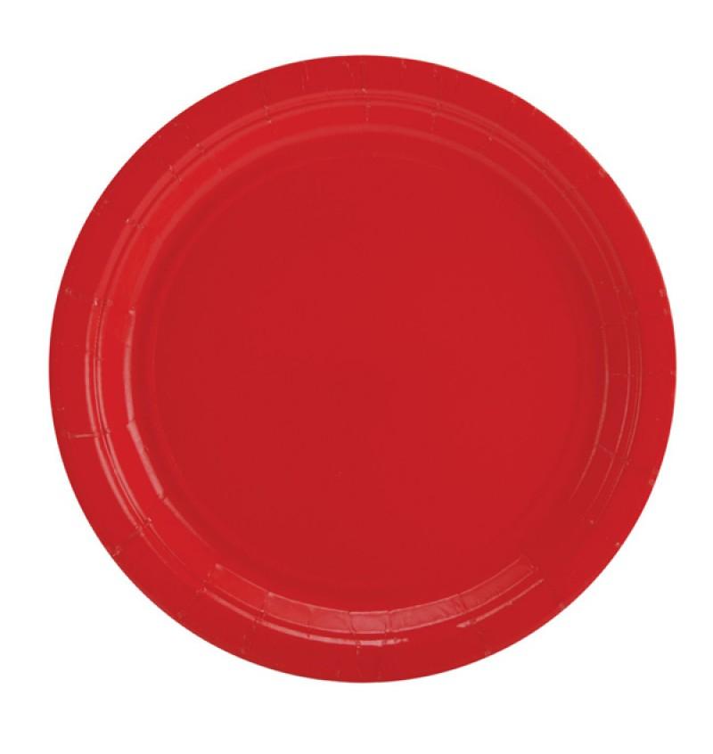 Plastic Plate 22.9cm