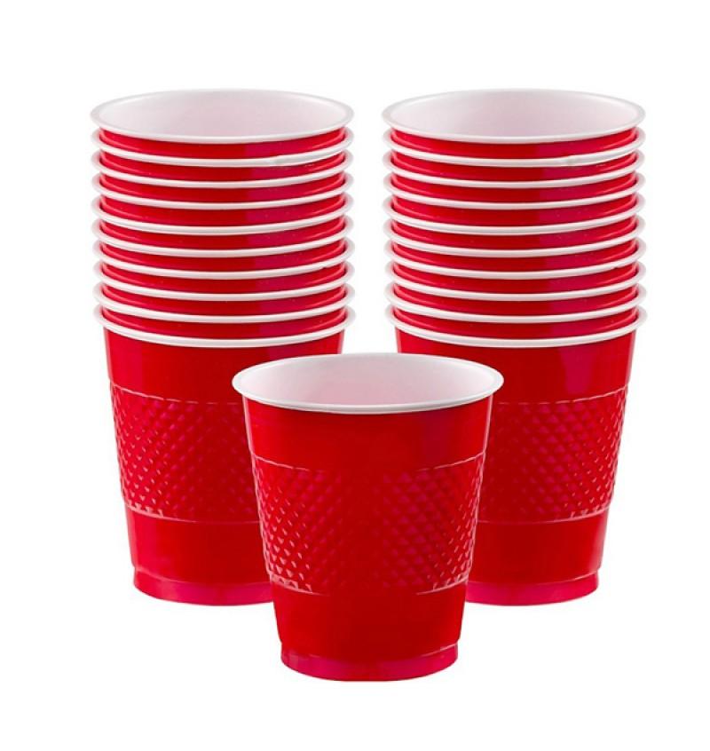 Party Plastic Cup 12oz ( 355ml )