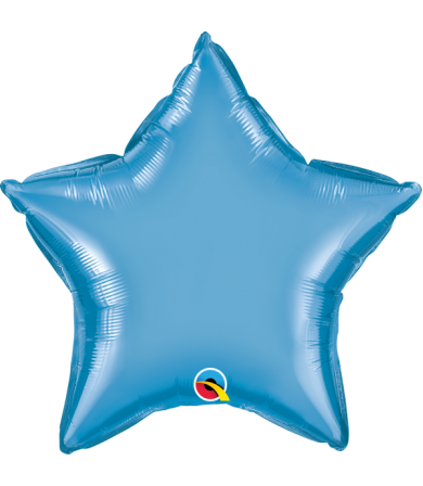 "Q89680 Chrome™ BlueStar (20"")"