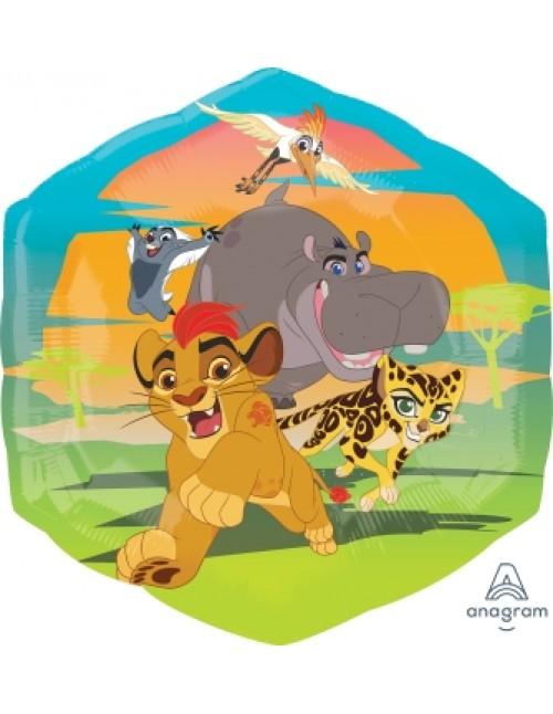 34645 Lion Guard Kion - SuperShape