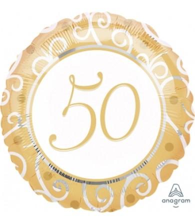 "11058 50th Anniversary (18"")"