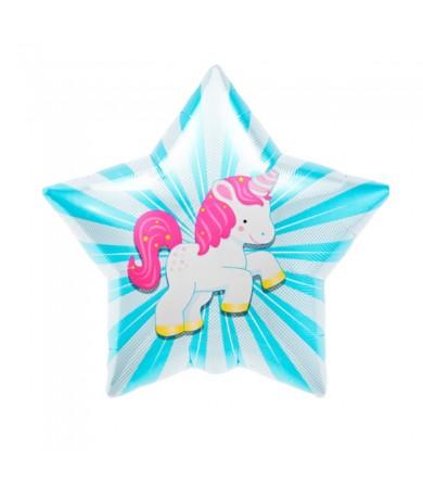 "00800 Unicorn Starbust ( 22"" )"