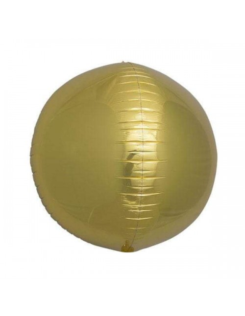 """01005 Sphere Gold ( 17"""" )"""
