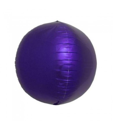 """01009 Sphere Purple ( 17"""" )"""