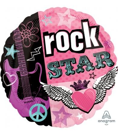 """A119627 Rocker Girl (18"""")"""