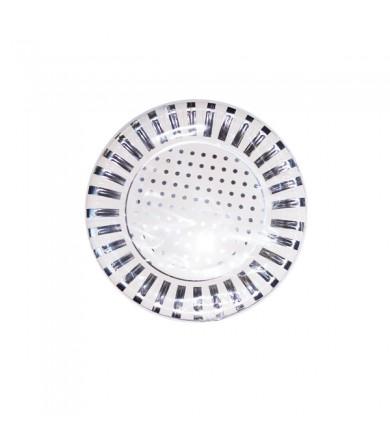 "Paper Plate - 7"" Round Dots  ( 8pcs )"