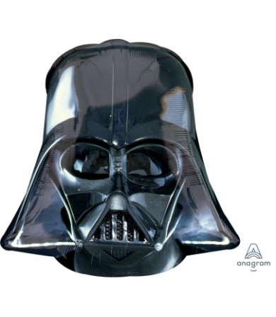28445 Darth Vader Helmet Black - SuperShape