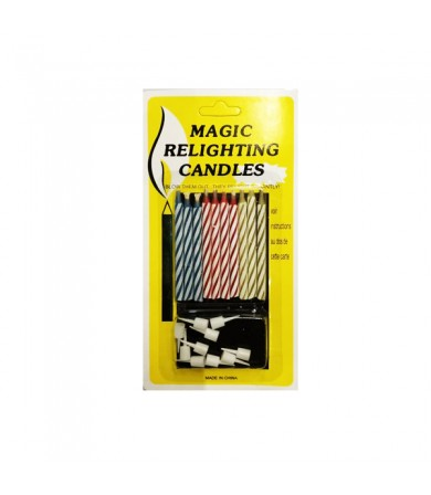 Candle - Relighting Candle - SR025