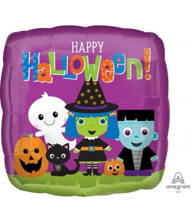 "35914 Halloween Friends - (18"")"