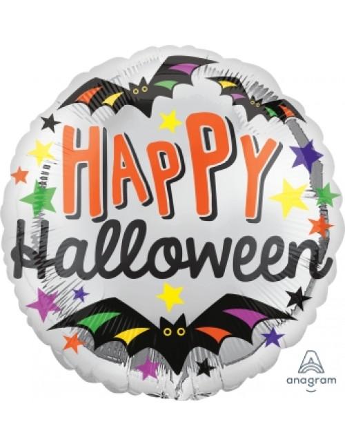 "33853 Happy Halloween Stars (18"")"