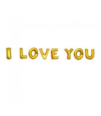 "16"" I Love You"