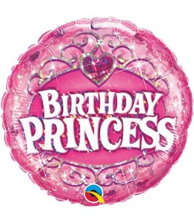 """34805 Birthday Princess (18"""")"""