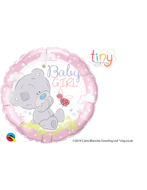 "28172 Me To You - Tiny Tatty Teddy Baby Girl (18"")"