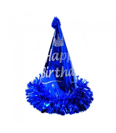 Party Hat - Happy Birthday Shinning Solid