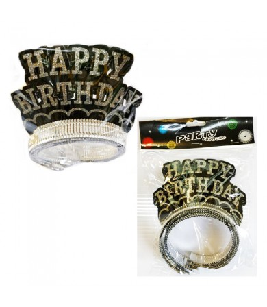 Happy Birthday Crown 0650