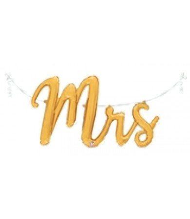 "35793 Mrs. Script (44"")"