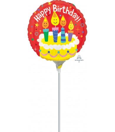 "35673 Happy Birthday Candles (4"")"