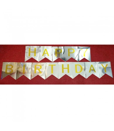 Party Flag - Happy Birthday Shinning
