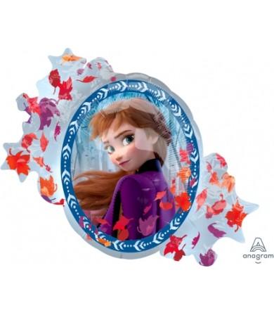 40388 Frozen 2 Satin - SuperShape
