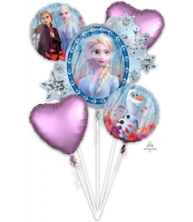40389 Frozen 2 - Bouquet