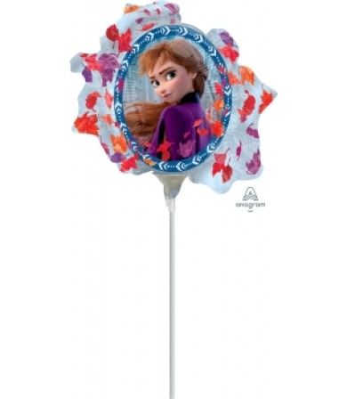 "0390 Frozen 2 Satin (9"")"
