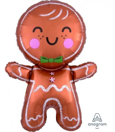 38304 Happy Gingerbread Man - SuperShape