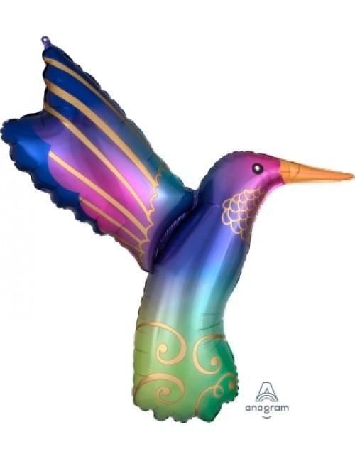 40811 Satin Infused Hummingbird - SuperShape