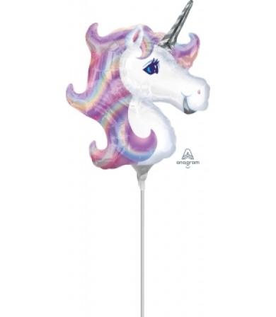 41233 Pastel Unicorn - Mini Shape
