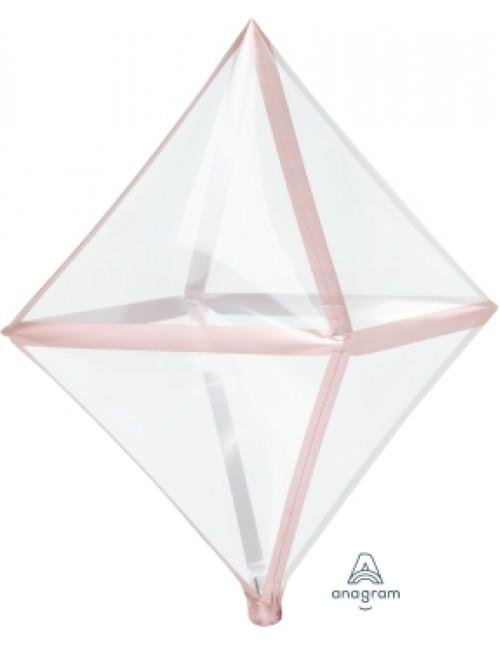 41078 Rose Gold Trim Anglez®  - UltraShape