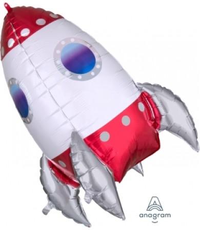 41194 Rocket Ship  - UltraShape
