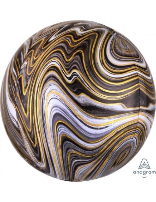 41392 Black Marblez™  - Orbz®