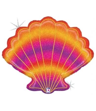 "35958P - Glitter Seashell (36"")"