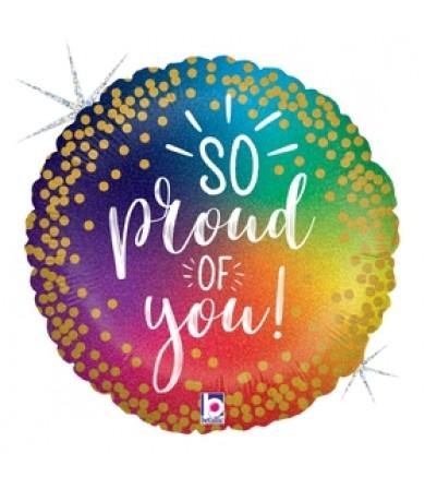 """36935P - So Proud Rainbow (18"""")"""