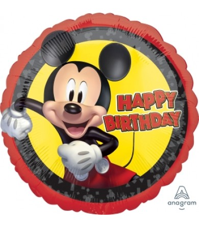 "41892 Mickey Mouse Forever Birthday (18"")"
