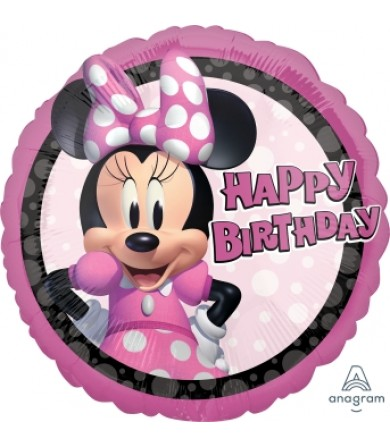 "41893 Minnie Mouse Forever Birthday (18"")"