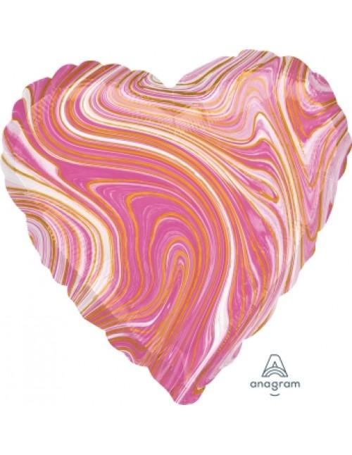 42093 Marblez™ Pink Heart