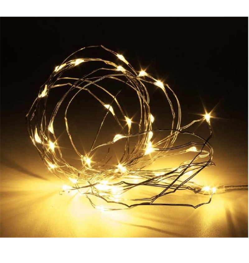 Balloon LED String Light - 2M ( AA Battery )