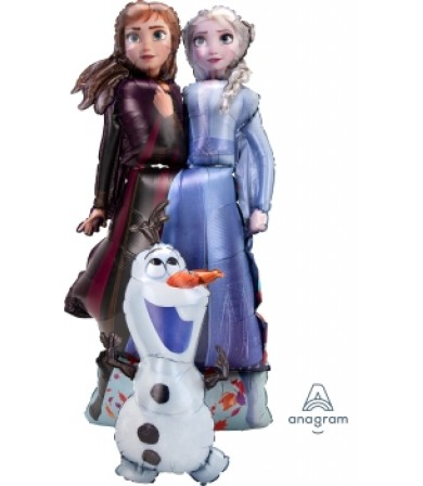 40392 Frozen 2 Elsa Anna Olaf - AirWalker