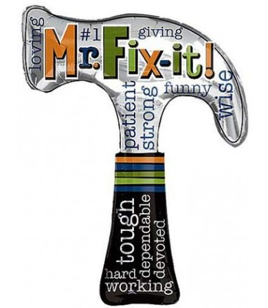 21308 - Mr Fix It - SuperShape